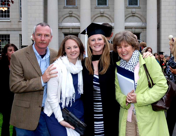 Acadia University Graduation, 2011